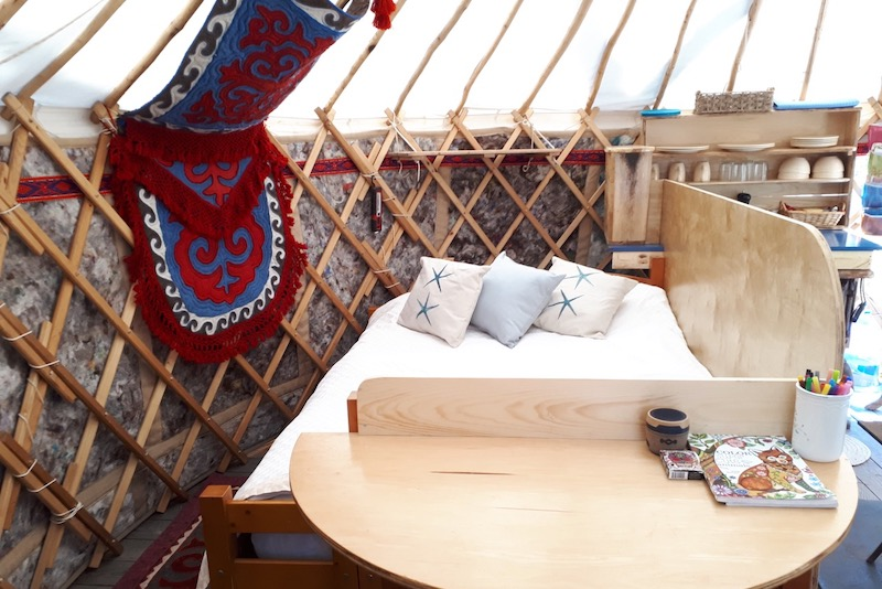 Little Foot Yurts